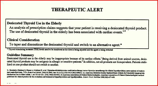 Therapeutic-Warning-Issued-For-Armour-Thyroid-Cant-Be